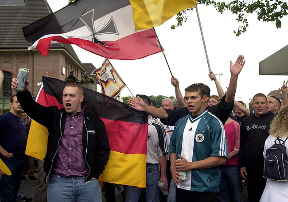 Hooligans Duisburg