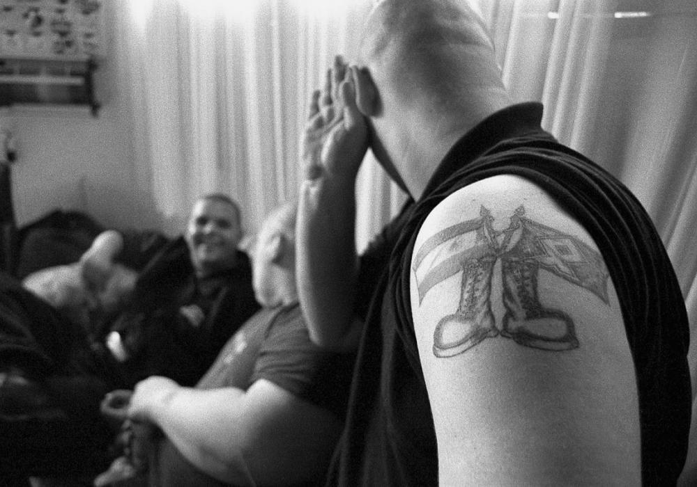 Ss blutgruppe tattoo Finnland: Blutspender