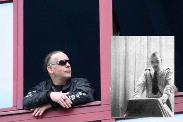 Der frühere Berliner FAP-Chef Lars Burmeister ist nun beim Gremium MC Chapter Berlin Darkside aktiv. (Großes Bild: PM Cheung)